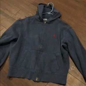 Large Polo by Ralph Lauren blue jacket